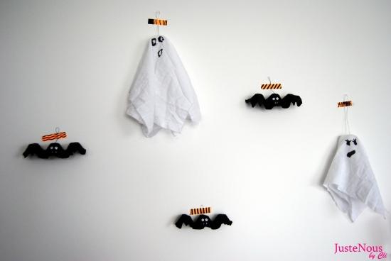 fantomes et chauves souris